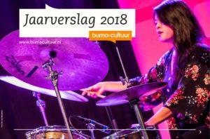 cover Jaarverslag Buma Cultuur 2018